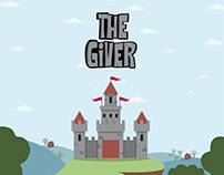 Interactive Installation: The Giver