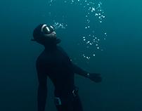 Freediving in Canada