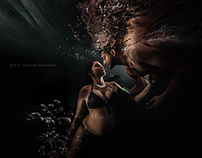 Underwater Maternity | Nivi + Priyesh