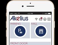 Akelius residential Tennant portal proposals