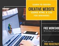 Website Design Workshop