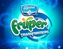 Fun concept Fruper