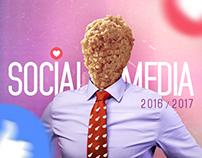 Social Media 2016-2017 KFC®