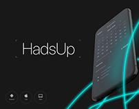 HadsUp
