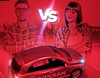 Reto Interuniversitario Nissan March