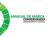 MANUAL DE MARCA - CONSERVANDO