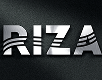 Logo Design for BAR RIZA , wonder place for hangout