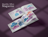 Monthly Offers || Magazine