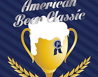 American Beer Classic Poster