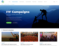 International Trade Federation Campaigns Page