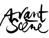 Avant-Scène exhibition Tokyo. Calligraphy.