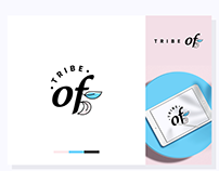 Tribe of 5 Logo brand style guide