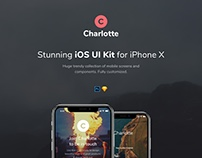 Charlotte iOS UI Kit