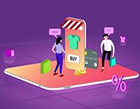 Illustration E-Commerce