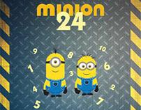minion 24: Interface Design