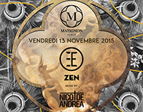 Le Matignon - night club (Paris)