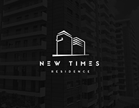 Logo Proposal - New Times Residence Bucharest, Romania