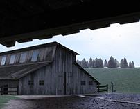 Far west barn