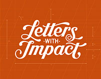 Letters With Impact Script