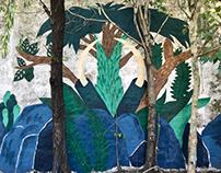 MURAL AMAZONICO
