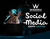 Easter Social Media