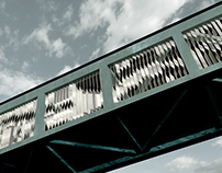 Music as Pattern -- Ornamenting an Overpass