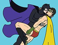 Redefining Superheroes