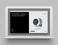 KEEKO Responsive Site