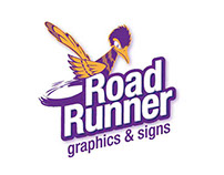 Road Runner Graphic & Signs