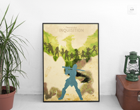 Dragon Age Inquisition - posters