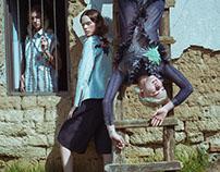 Alexia Ulibarri SS17' Campaign/ Lookbook