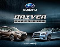 Subaru - Driver Experience