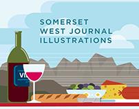 Somerset West Journal Illustraitons