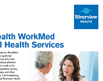 WorkMed Occupational Health Services Flyer