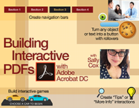 Design: Interactive PDF Slide