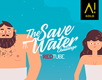 The Save Water Challenge