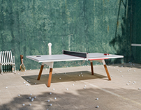 More than a ping pong table