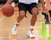 Spencer Schneider Basketball Training