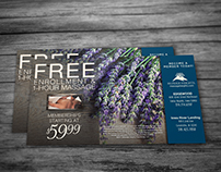 Massage Heights Direct Mail