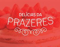 Rebranding Delícias da Prazeres
