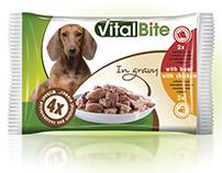 VITAL BITE PET FOOD