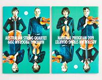Australian String Quartet 2019