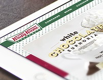 Krispy Kreme Russia