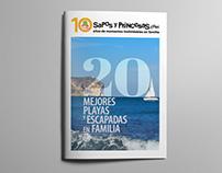Editorial design on SaposyPrincesas.com