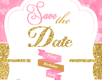 Invitation - Save the Date