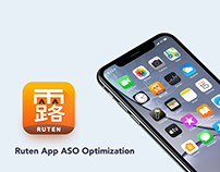 Ruten App ASO Optimization