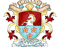 Chiang Coat of Arms