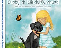 bobby dr blindefüehrhund  | cd cover + booklet