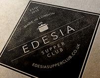 Edesias Brand Identity