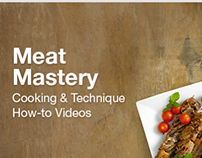 eCooking Technique Videos | Checkers Butchery 2016